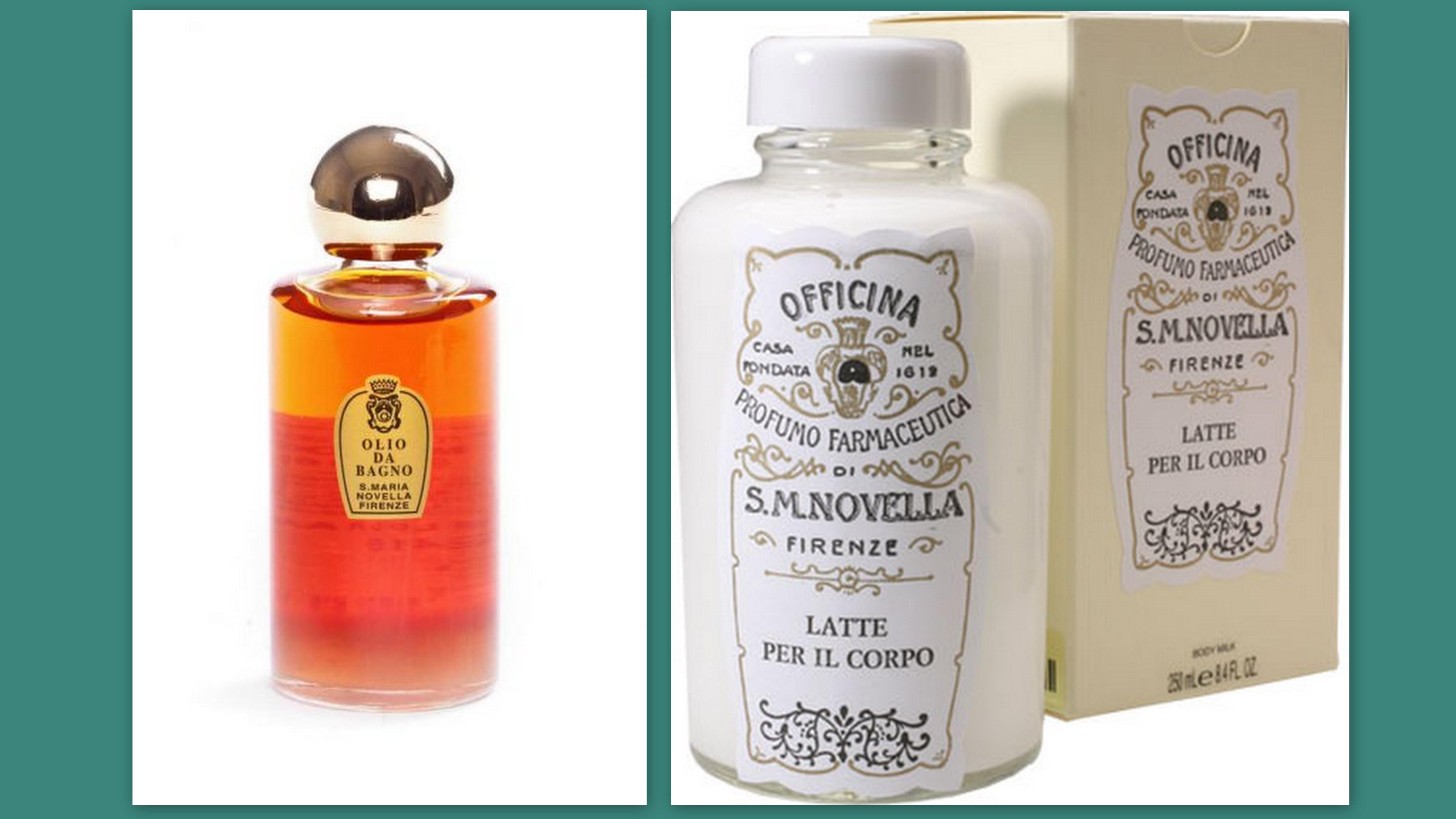 Косметика на натуральных маслах