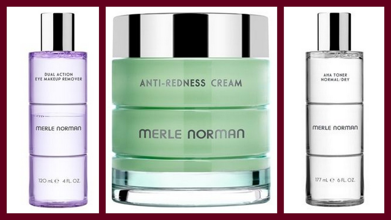 Merle norman eye makeup remover